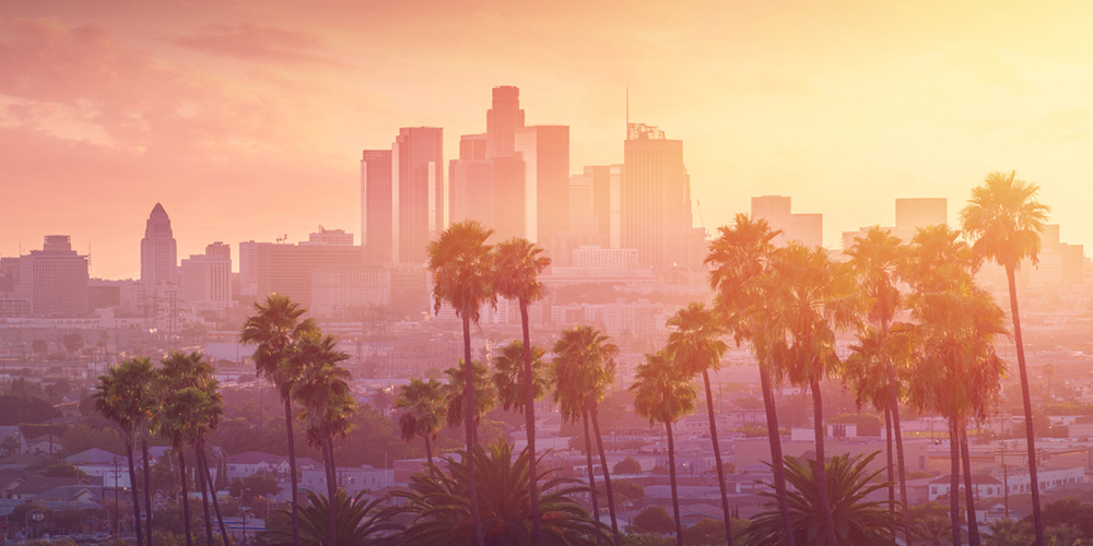 Places to stay and visit in Los Angeles