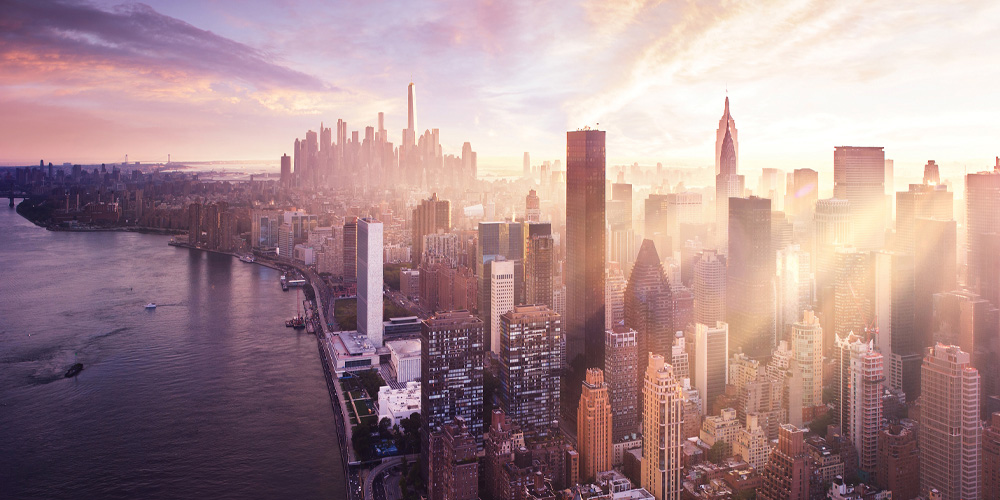 Places to stay and visit in New York